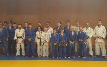 Launceston University Dojo