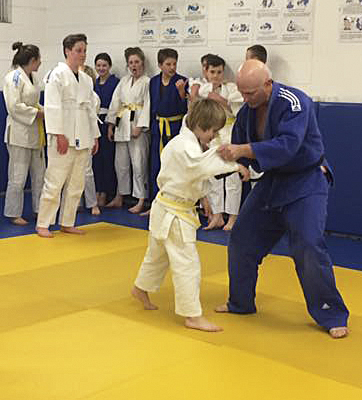 Devonport Judo Club