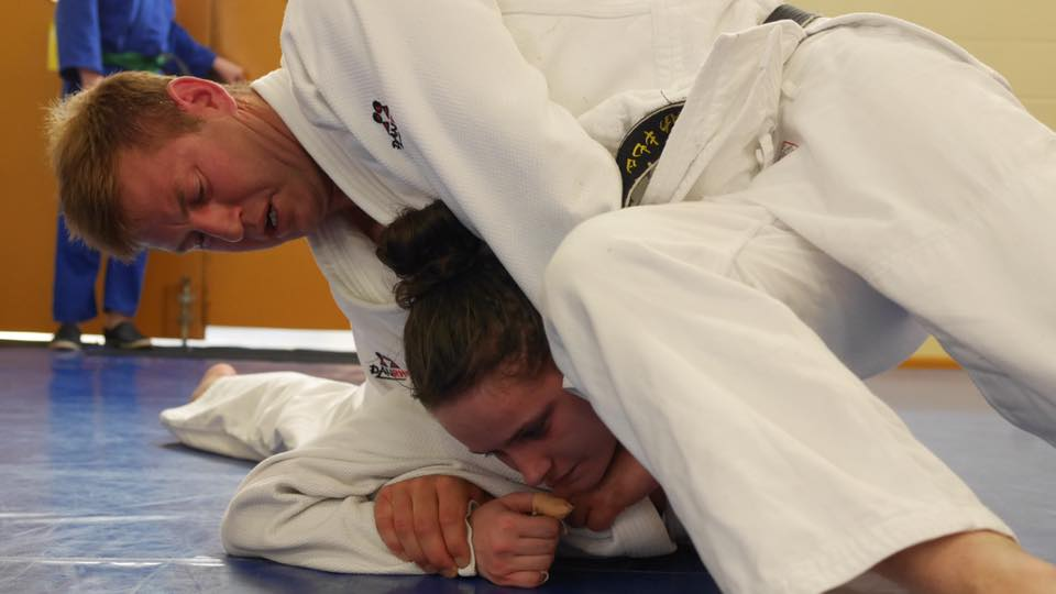 Open randori session