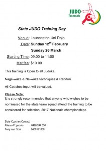 State Training flyer feb 2017