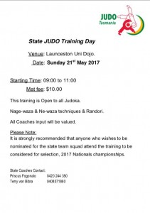 State Training May 2017